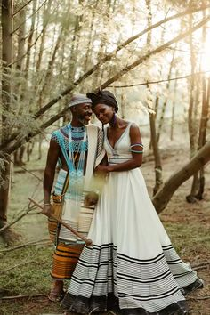 Xhosa Attire, African Attire, African Inspired Fashion, African Fashion, African Style, Woodland Wedding Venues, African Traditional Wedding Dress, Wedding Book, Wedding Things