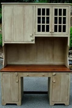 I want this!!! Primitives -Primitive country Furniture-Primitive painted furniture