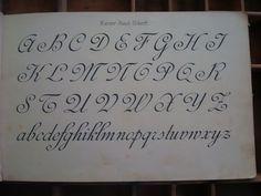 アンティーク カリグラフィーサンプル : sumireno +suisse+ Calligraphy Alphabet, Typography, Lettering, Tattoo Fonts, Scripts, Monograms, My Favorite Things, Wedding, Design