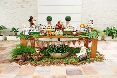 Festa Safari: Dicas de decoração de festa infantil