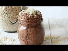 Cocoa Banana Overnight Oats - My Fussy Eater