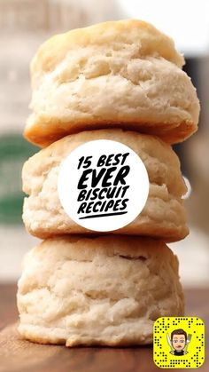 15 Best Ever Biscuit Recipes: Soft & Flaky Goodness