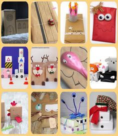ideas divertidas para envolver regalos para nios handbox craft lovers comunidad diy