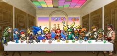 Nintendo the Last Supper