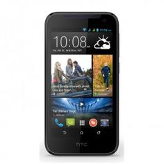 HTC Desire 310 smartphone with 4.50-inch 480x854 display powered by 1.3GHz processor alongside 512MB RAM and 5-megapixel rear camera.