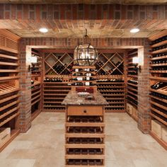 Build your own #winecellar! Find out more at http://www.rosehillwinecellars.com/ #winestorage #wine