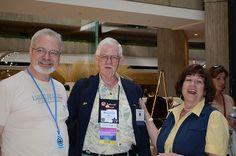 John Hedtke, Bill Leavitt, & Taryn Light