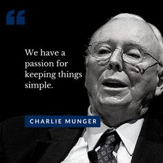 47 Best Charlie Munger Quotes Images In 2019 Charlie