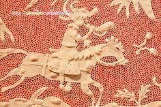 Italian Crochet Lace - Merletto Orvieto