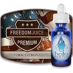 Halo Freedom Juice E Liquid