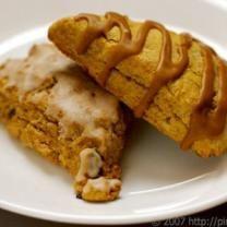 ... Sweet, Recipes Scones, Pumpkin Scones, Pumpkin Spice, Spice Scones
