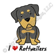rottweiler cartoon images - Google Search