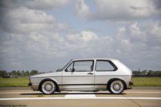 Volkswagen GTI. So stinkin' cute.