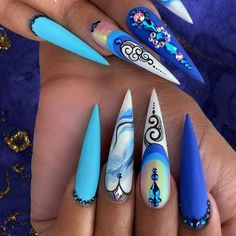 Nail Designs nail designs for fall nail designs for summer gel nail designs 2019 fall nail New Years Nail Designs, Red Nail Designs, Winter Nail Designs, Simple Nail Designs, Beautiful Nail Designs, Acrylic Nail Designs, Acrylic Nails, French Nails, Chrom Nails