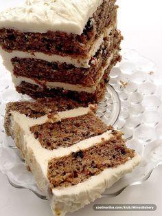 Torta od Mrkve (Carrot Cake) — Coolinarika