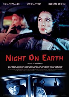 "FULL MOVIE! ""Night on Earth"" (1991) 