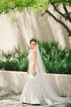 #anna-maier-ullamaija, #veils  Photography: Emily Blake - emilylblake.com Wedding Planning: Kensington Ryan Events - kensingtonryan.com/  Read More: http://www.stylemepretty.com/2013/07/30/san-francisco-wedding-from-emily-blake/