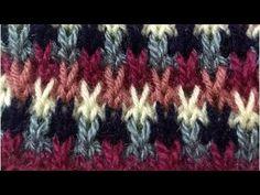 Easy Knitting Multi colour sweater pattern in hindi , इजी मल्टी . Animal Knitting Patterns, Loom Knitting Patterns, Knitting Videos, Knitting Charts, Easy Knitting, Knitting Designs, Crochet Baby Poncho, Baby Sweater Knitting Pattern, Lana