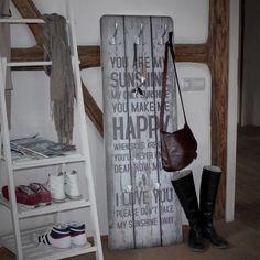 Garderobe Shabby Chic - No.RS182 Sunshine - Garderobe Vintage
