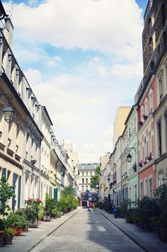 Rue Cremieux - Paris 12ème - De quelle planète es-tu?