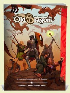 Gaius Ludus: Brazillian rpgs - Old Dragon and the brazillian Ol...