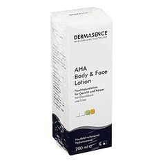 Dermasence AHA Body Lotion, 200 ml P&M Cosmetics GmbH & Co. KG http://www.amazon.de/dp/B00EB0UBOU/ref=cm_sw_r_pi_dp_6kD4vb143PFM8