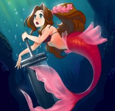 Aerith as a mermaid Final Fantasy Girls, Final Fantasy Cloud, Final Fantasy Vii Remake, Fantasy Art, Vincent Valentine, Cg Artwork, Anime Nerd, Another Anime, Cute Anime Pics