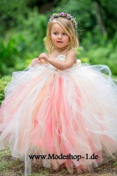 Prinzessin Tütü Mädchenkleid