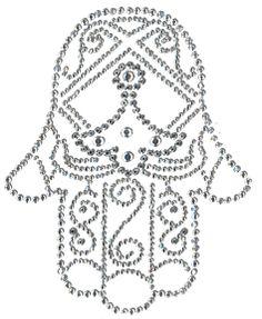 Symbol Rhinestone-Appliques - via http://bit.ly/epinner