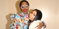 Nicki Minaj Met Lauryn Hill, Lost Her Mind, and Instagrammed the Whole Thing