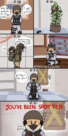 The Life Of A Trap Op by FrostedClouds