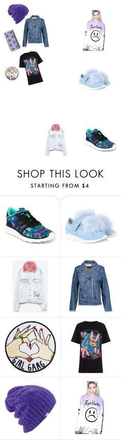 """""""willow look"""" by laura-leanne-wilson on Polyvore featuring adidas, Pierre Hardy, Marques'Almeida, Marc Jacobs, Coal and RageOn"""