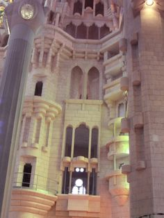 Impressionen aus der Sagrada Familia