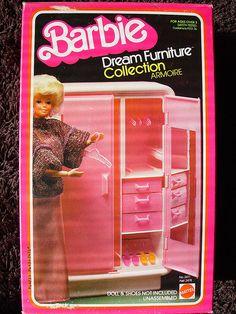 Barbie - Barbie Dream Furniture Collection