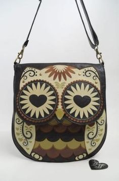 OWL BAG by cathy