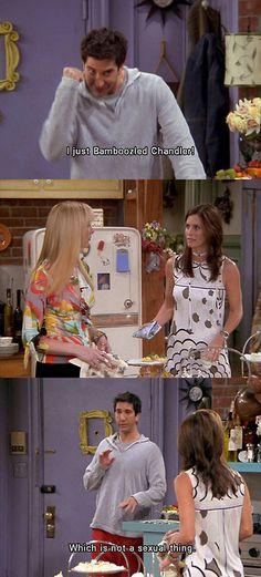 Friends - Ross