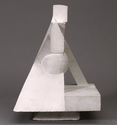 Georges Vantongerloo - Construction In A Sphere Mono Ha, Piet Mondrian, Geometric Sculpture, Sculpture Art, Bauhaus, Action Painting, Art Academy, Construction, Lava Lamp