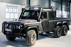 710 Land Rover 6x6 8x8 Ideas Land Rover 6x6 Truck Land Rover Defender