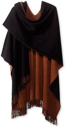 ShopStyle: Reversible knit wrap