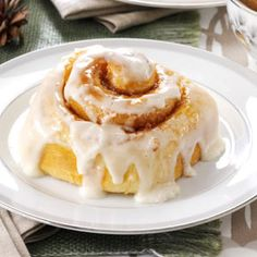 Cinnamon Rolls Recipe from Taste of Home