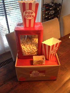 #surprise#sint#popcorn#machine