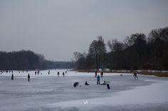haiku - eine annäherung: frozen river - 3-1