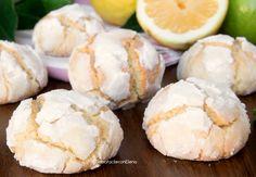 I Biscotti Morbidi al Limone sono dei deliziosi dolcetti molto semplici da preparare e profumati, sono davvero fantastici, segnatevi subito la mia ricetta!!