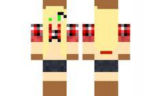 minecraft skin Human-Applejack-mlp-fim