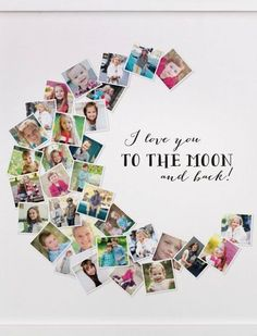 Photo Collage Puzzles made from your own photos. Make a Photo Collage Puzzle from your own pictures. Photo Craft, Diy Photo, Photo Displays, Custom Photo, Custom Art, Customized Gifts, Personalized Photo Gifts, Scrapbooking Layouts, Diy Scrapbook