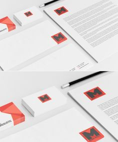 23 stationery mockup 01 20 Free Branding and Identity Mockup Templates