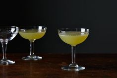 This cocktail recipe comes from Phil Ward, one New York's great bartenders, who decided to smooth out the sharp edges of a Last Word but hold on to its mystery.