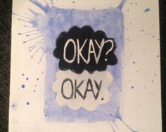 The Fault In Our Stars Canvas Painting