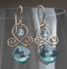 HOTARU  earrings by AlaskaFirefly on Etsy, $32.99