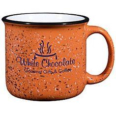 Campfire Ceramic Mug - Colors - 15 oz.